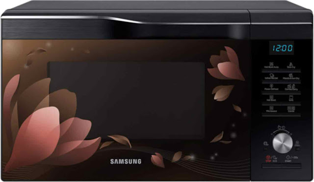 Samsung MC28M6036CC Convection with HotBlast 28L - best microwave oven