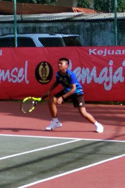 Kota Palembang Bakal Gelar Kejurnas Tenis