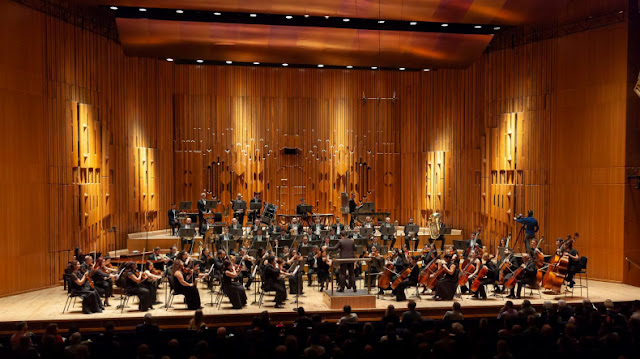 The Armenian State Symphony Orchestra and Sergey Smbatyan at the Barbican in January 2020