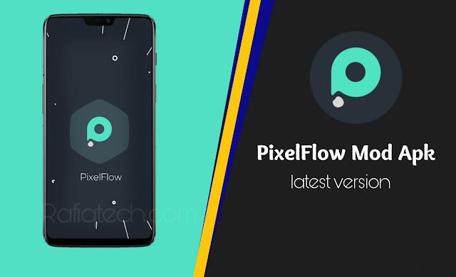 تحميل  PixelFlow Mod APK  أحدث إصدار 2020