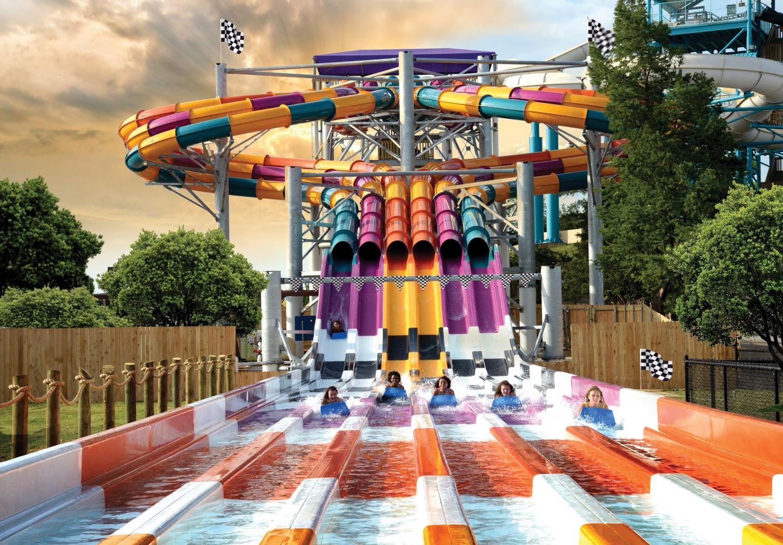 Parqueplaza Net Novedades 2016 En Los Parques Six Flags