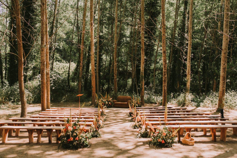 La magia de celebrar en el bosque_Decorar en familia