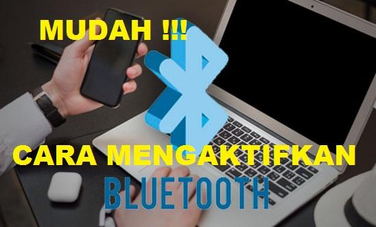 Cara Mengaktifkan Bluetooth di Laptop Asus, Acer, Lenovo, HP, dan Dell