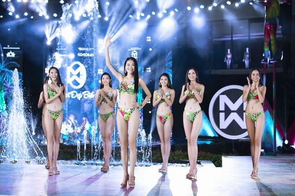 Miss World Việt Nam 2019: Lộ diện top 5 người đẹp biển