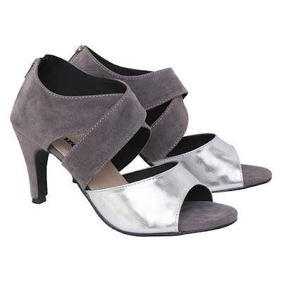 Sepatu High Heel Wanita Catenzo KM 065