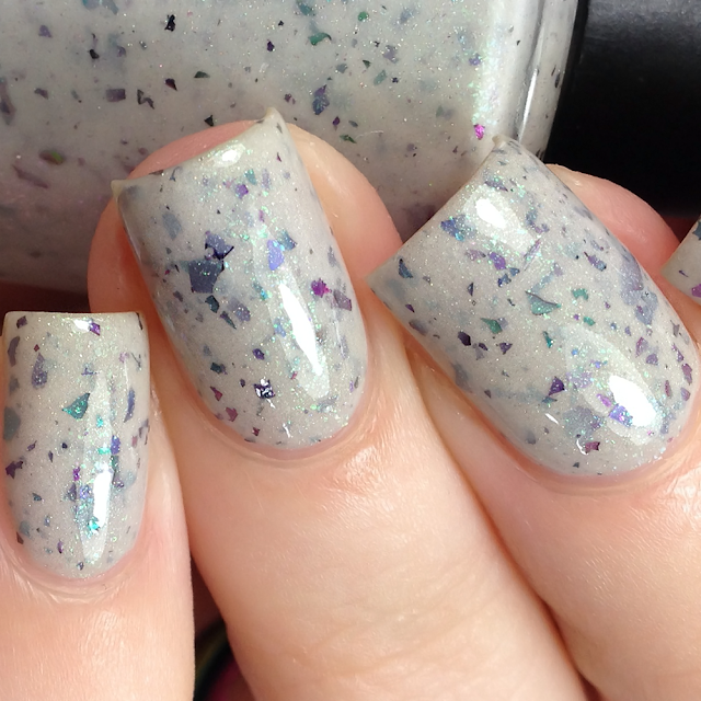 Bee's Knees Lacquer-The Pale Lady