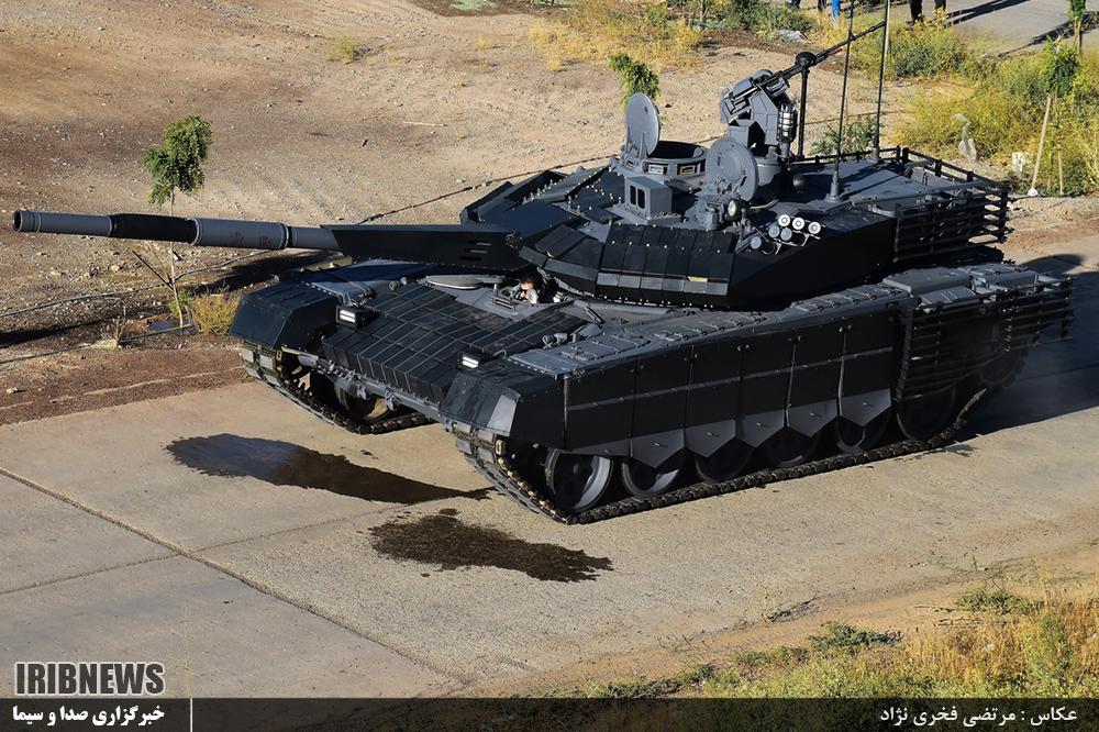 Танковый парк армии Ирана - западная (или еврейская) авиация выбьет его за неделю, не напрягаясь...