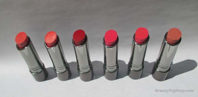 mac huggable lipcolour spring 2015 swatches and review