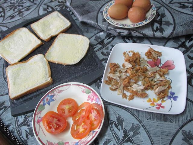 Sunrise Breakfast Bowls - Azwar Syuhada