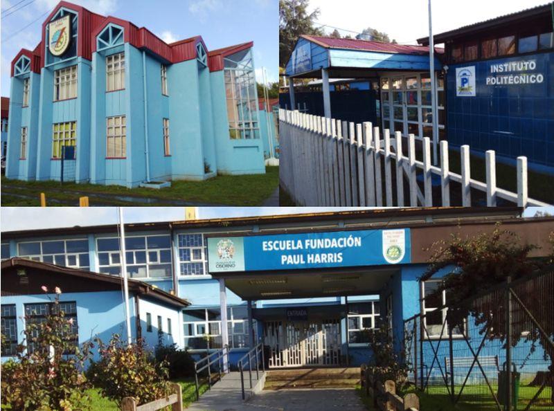 Osorno: $84 millones para establecimientos educacionales