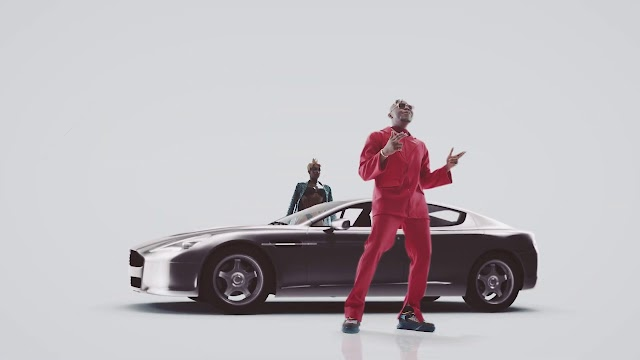 [MUSIC/VIDEO]OLAKIRA-IN -MY - MASERATI [Xloaded.com.ng]