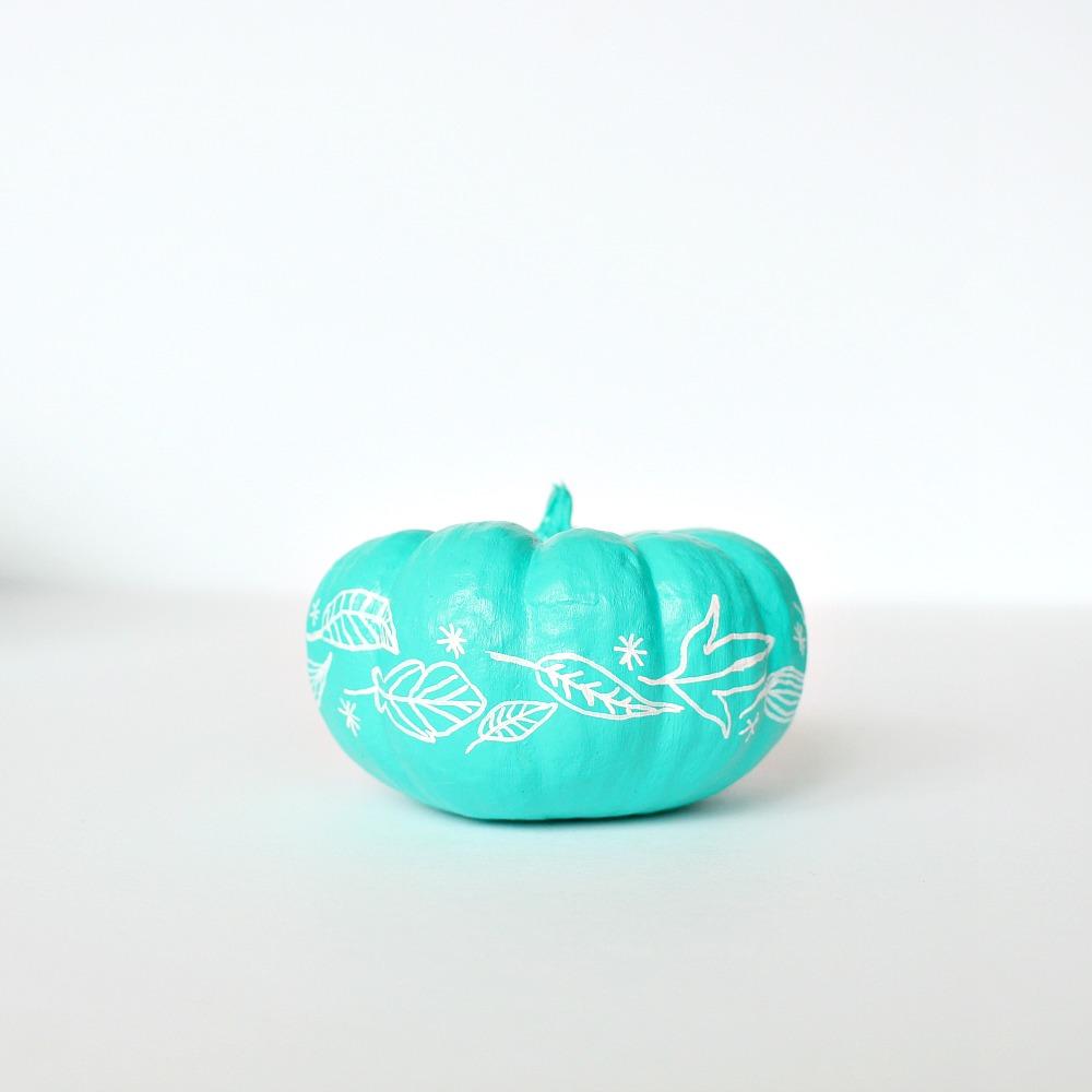 Pyrex Pumpkin