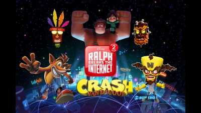 Ralph Breaks 2 The Internet Hindi Dual Audio 480p Movies 2018