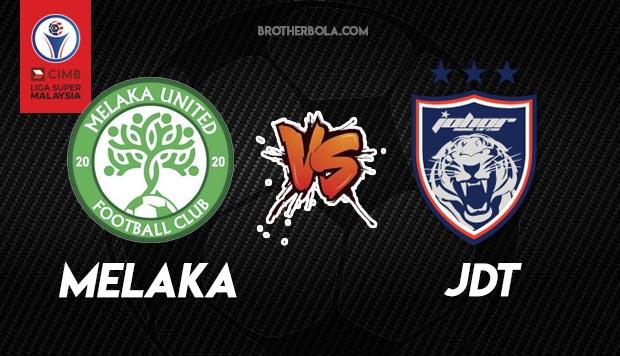 Live Streaming Melaka vs JDT liga Super 10.10.2020