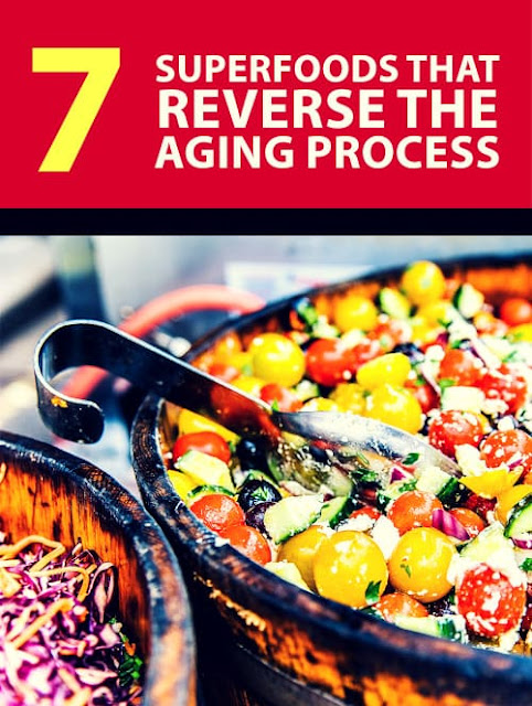 Foods That Reverse The Aging