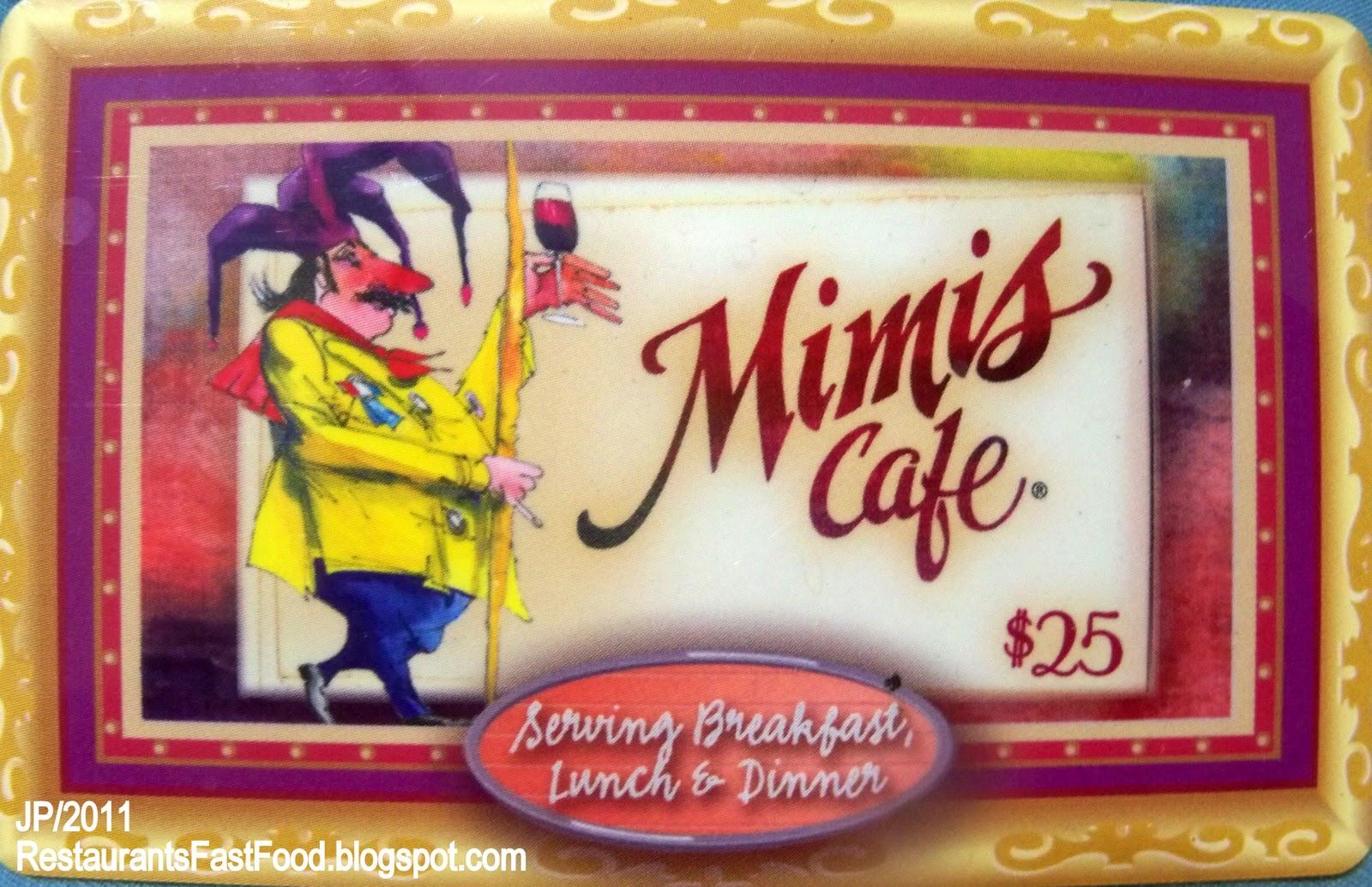 Mimi S Restaurant Ocala Florida