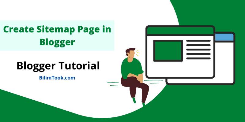How to create beautiful HTML Sitemap Page in Blogger Blog