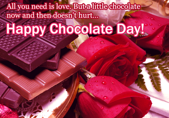 Happy Chocolate Day Images Wishes Quotes Status Sms