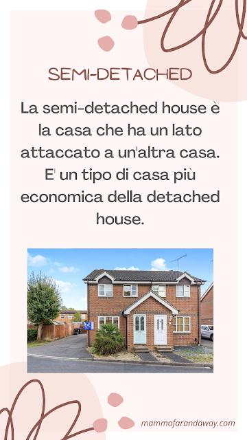 tipi di casa inghilterra