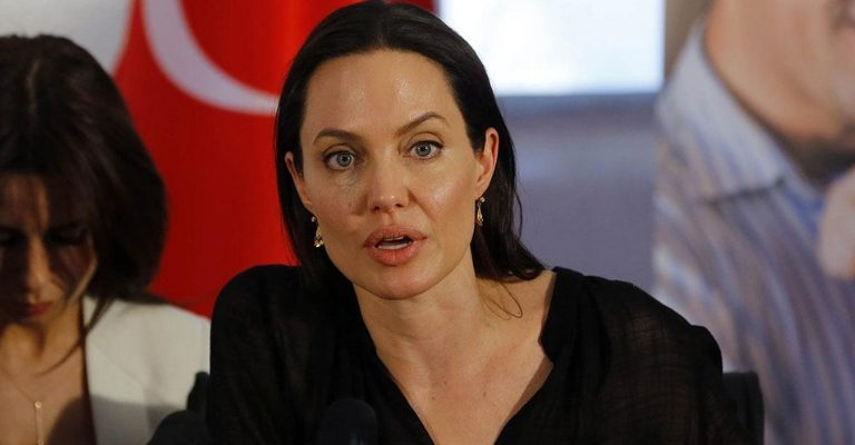 Angelina Jolie Called The UN Security Council To Expedite The Ceasefire in Yemen