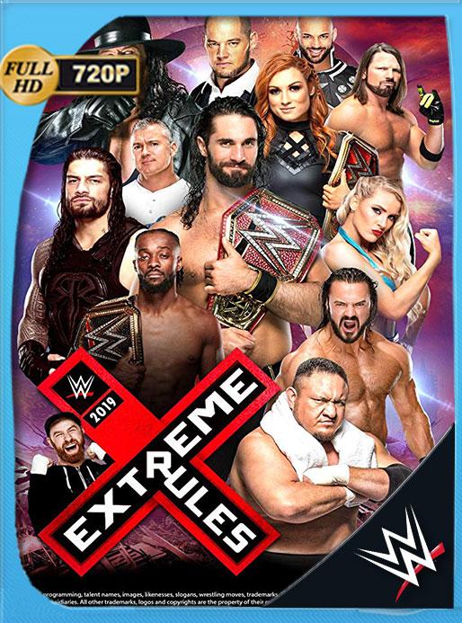 WWE Extreme Rules (2019) HD 720p Latino [Google Drive][GLMA]