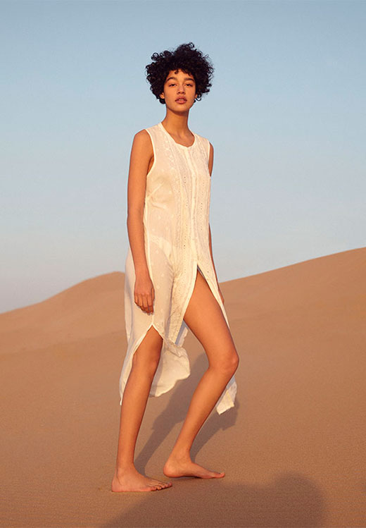 Damaris Goddrie & Agnes Nieske for Oysho Spring/Summer 2016