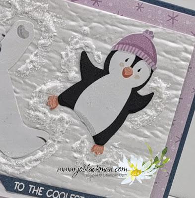 Penguin Playmates DSP