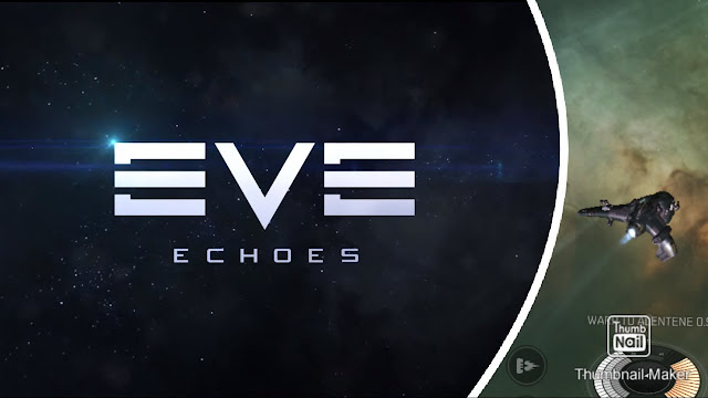 First Character! Beginner Pilot Training! Eve Echoes Gameplay