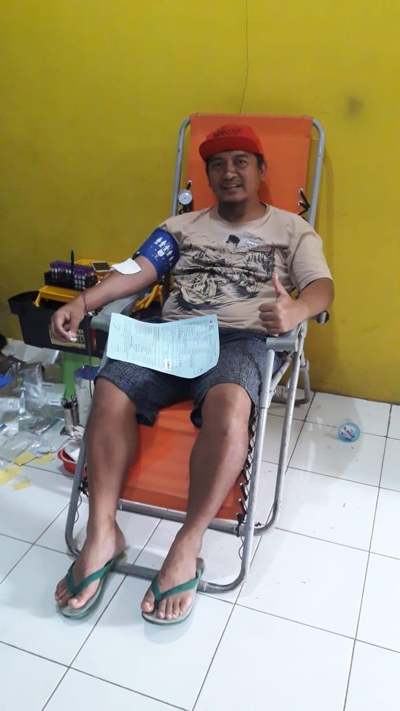 Firstone (FI) Jersey Factory Bersama PMI Kabupaten Jember Hari Sumpah Pemuda Adakan Donor Darah 95 Kantong Terkumpul