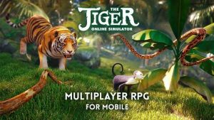 The Tiger Mod Apk Full Version 1.2 Open World RPG