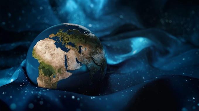 Planeta Terra, Continentes, Arte