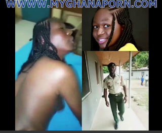 Imigration Officer And Girlfriend Sextape Leaked