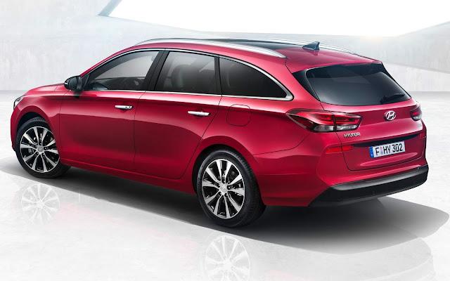 Novo Hyundai i30 Wagon