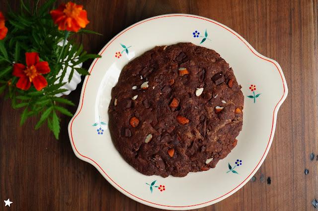 goûter, cookie, vegan