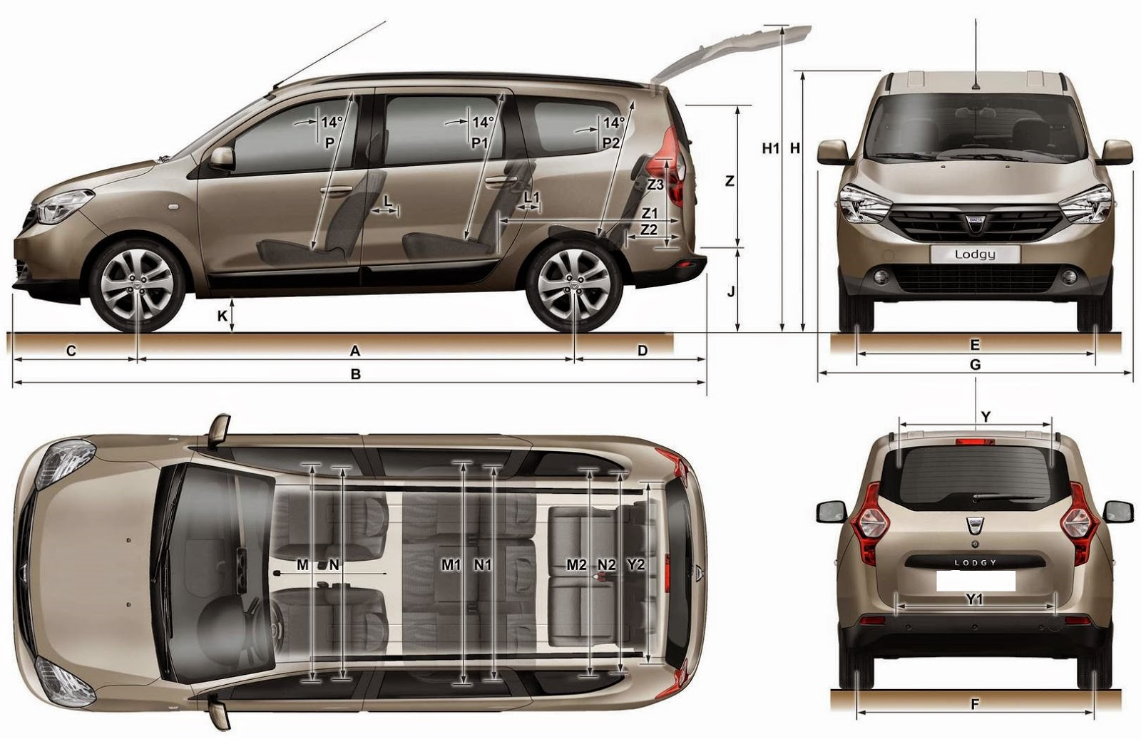 technogoyal renault launches 39 lodgy 39 to make its presence felt in mpv segment