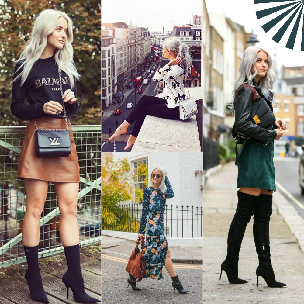 Style Spotlight: Inthefrow, beautiful pairings