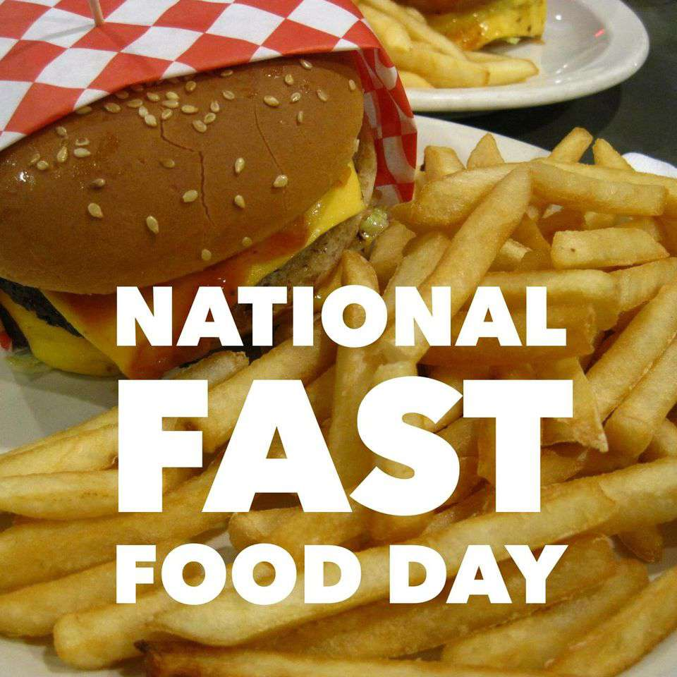 National Fast Food Day Wishes Awesome Picture
