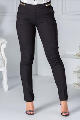 Pantaloni dama de la Dyfashion