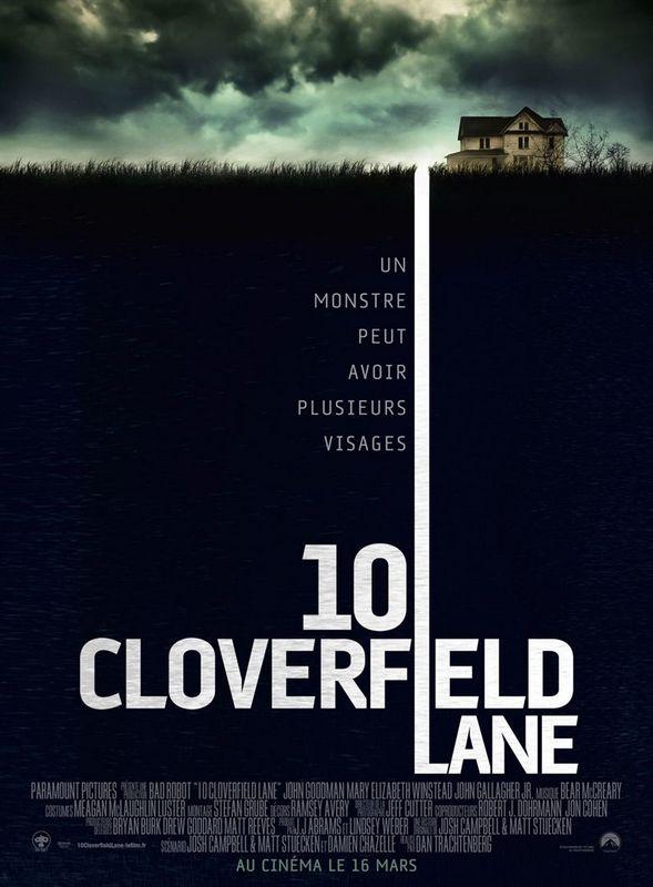 avis sur le film 10 Cloverfield Lane