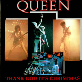"""Το lyric video των Queen για το τραγούδι """"Thank God It's Christmas"""" από το ομότιτλο single"""