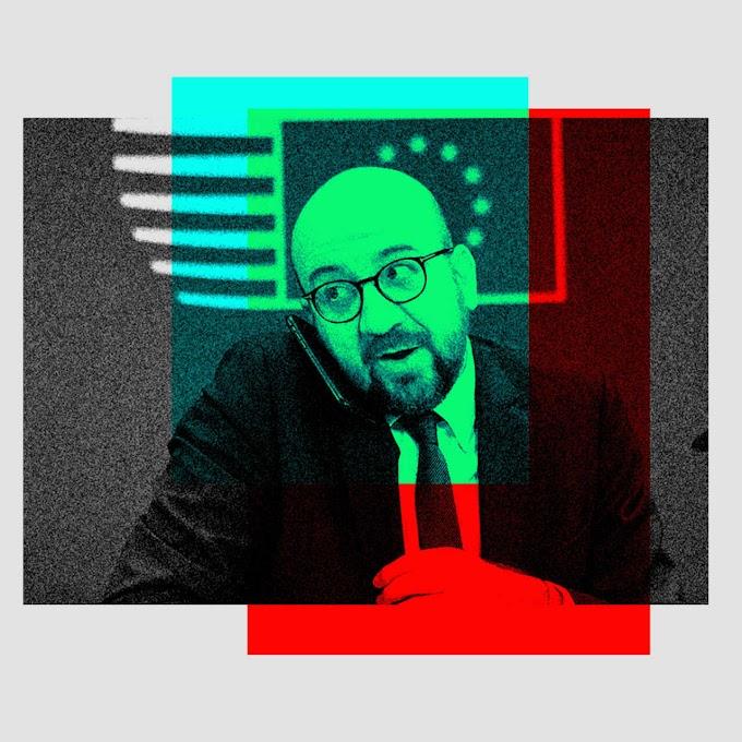 🚨 فضيحة : هاتف رئيس المجلس الأوروبي يتعرض للتجسس من قبل برنامج بيغاسوس لصالح أجهزة المخابرات المغربية.