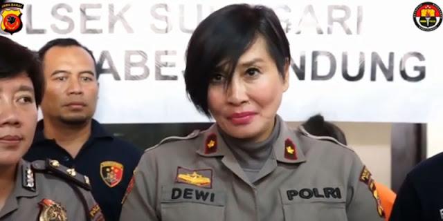 Kasus Kompol Dewi, Bukti Pengkomsumsi Narkoba Saling Memanggil Dan Berkelompok