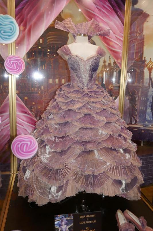 Keira Knightley Nutcracker Four Realms Sugar Plum Fairy costume