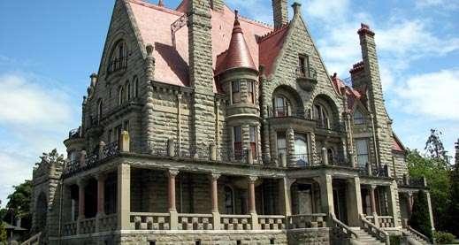 Château de Craigdarroch Victoria Canada