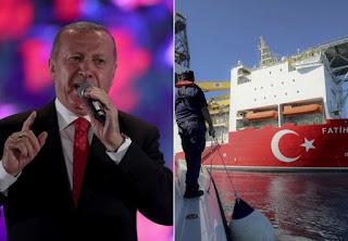 Η Τουρκία «βγάζει τη γλώσσα» στην ΕΕ: «Δεν μας επηρεάζουν οι αποφάσεις - Θα αυξήσουμε τις δραστηριότητες στην Αν. Μεσόγειο»