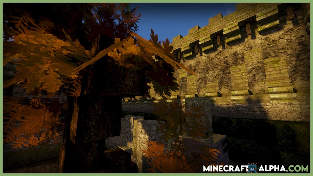 Minecraft Dark Renaissance Resource Pack 1.17/1.16.5