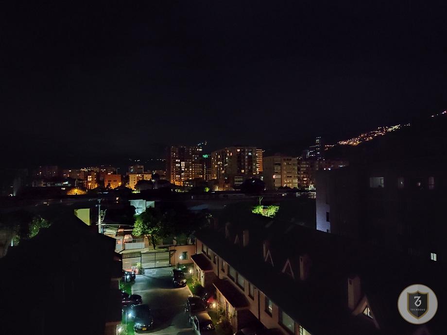 Fotografía tomada con el Redmi Note 9s