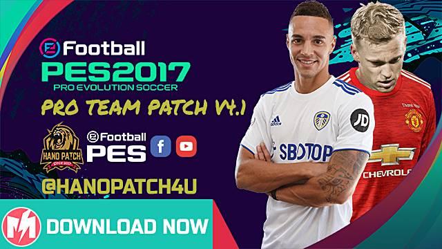 PES 2017 Pro Team Patch