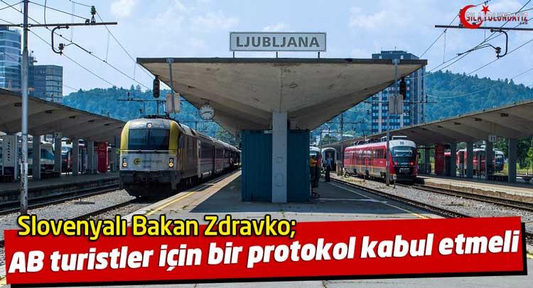 Slovenya sınır kapıları açılsın
