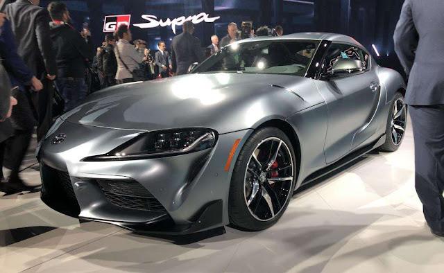 Toyota presenta el nuevo Supra 2020